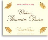 2013 Chateau Branaire Ducru Saint-Julien