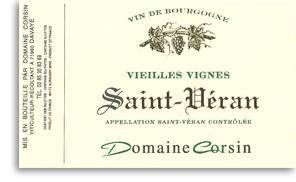 2011 Domaine Corsin Saint Veran Vieilles Vignes