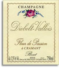 1996 Diebolt-Vallois Fleur de Passion a Cramant Blanc de Blancs Grand Cru Brut