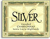 2007 Mer Soleil Unoaked Chardonnay Silver Santa Lucia Highlands