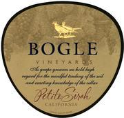 2005 Bogle Vineyards Petite Sirah California