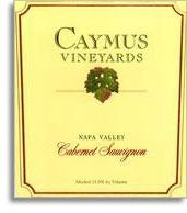 1996 Caymus Vineyards Cabernet Sauvignon Napa Valley