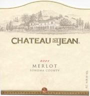 2010 Chateau St. Jean Merlot Sonoma County