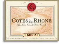 2007 E. Guigal Cotes du Rhone