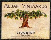 2009 Alban Vineyards Viognier Central Coast