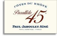 Vv Paul Jaboulet Aine Cotes Du Rhone Parallele 45