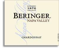 2009 Beringer Vineyards Chardonnay Napa Valley