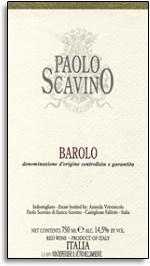 2005 Paolo Scavino Barolo