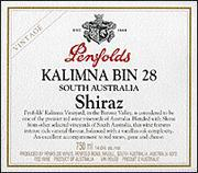 2010 Penfolds Wines Shiraz Kalimna Bin 28 South Australia