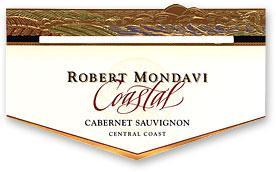 2004 Robert Mondavi Winery Cabernet Sauvignon Coastal