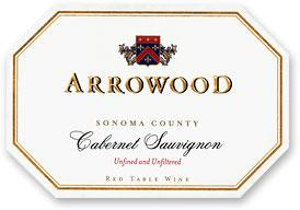 1992 Arrowood Vineyards And Winery Cabernet Sauvignon Sonoma County