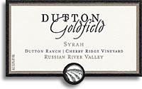 2005 Dutton-Goldfield Syrah Dutton Ranch Cherry Ridge Vineyard Russian River Valley