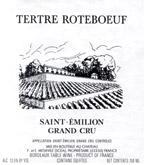 2000 Chateau Le Tertre Roteboeuf Saint-Emilion (in magnum) (Pre-Arrival)