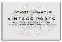 1977 Taylor Fladgate Vintage Port