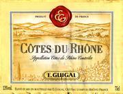 Vv E Guigal Cotes Du Rhone Blanc