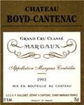 1978 Chateau Boyd-Cantenac Margaux