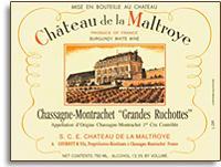 2012 Chateau de la Maltroye Chassagne-Montrachet Grandes Ruchottes