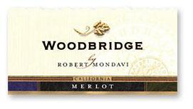 Vv Robert Mondavi Woodbridge Merlot