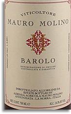 2008 Mauro Molino Barolo