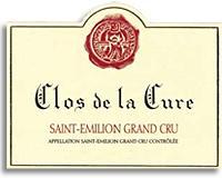 2005 Clos De La Cure Saint Emilion