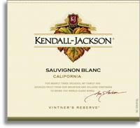 2010 Kendall-Jackson Sauvignon Blanc Vintner's Reserve California