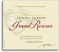 2007 Kendall-Jackson Chardonnay Grand Reserve California