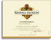 2012 Kendall-Jackson Chardonnay Vintner's Reserve California