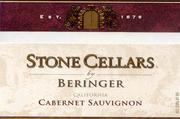 Vv Beringer Vineyards Stone Cellars Cabernet Sauvignon