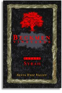 2011 Beckmen Syrah Estate Santa Ynez Valley