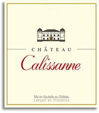 2006 Chateau Calissanne Cuvee Du Chateau Rouge