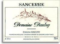2012 Domaine Daulny Sancerre