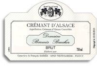 2009 Domaine Barmes-Buecher Cremant d'Alsace