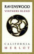 2010 Ravenswood Winery Merlot Vintners Blend