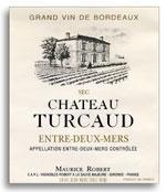 2016 Chateau Turcaud Entre Deux Mers Blanc Bordeaux