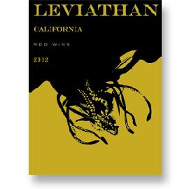 2016 Leviathan Red Wine California