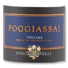 2012 Poggio Bonelli Poggiassai Toscana IGT