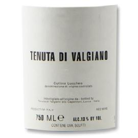 2012 Tenuta di Valgiano Colline Lucchesi DOC