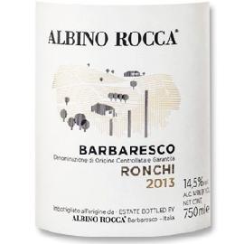 2010 Albino Rocca Barbaresco Ronchi