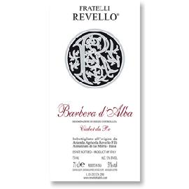 2007 Fratelli Revello Barbera d'Alba Ciabot du Re