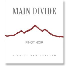 2013 Main Divide Pinot Noir Waipara Valley New Zealand