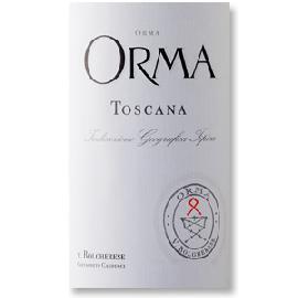2013 Orma Toscana Rosso IGT