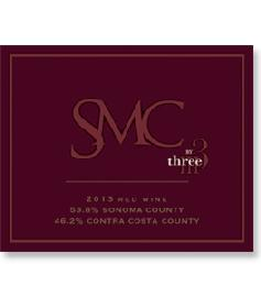 2013 Three Wine Company SMC