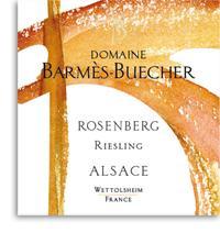 Vv Domaine Barmes Buecher Riesling Rosenberg