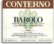 2008 Giacomo Conterno Barolo