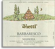 2011 Vietti Barbaresco Masseria