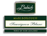 2012 Babich Sauvignon Blanc Marlborough