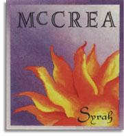 2008 Mccrea Cellars Syrah Washington State
