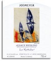 1997 Josmeyer Riesling Le Kottabe
