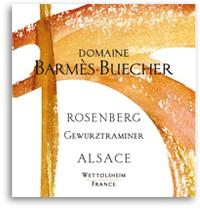 2011 Domaine Barmes-Buecher Gewurztraminer Rosenberg