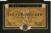2003 Louis Roederer Brut Vintage